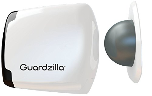 Guardzilla Outdoor HD Wifi Security Camera with Night Vision and Weatherproof Construction (2017 Version)