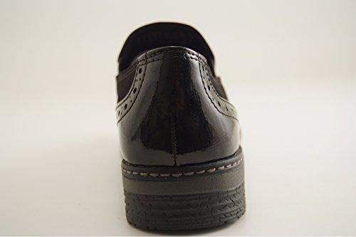 Noir Black Striped Odell 053 Combi xw4awHXq