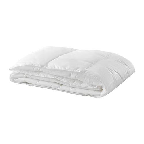Cheapest Price! Ikea Thin Insert for Duvet Cover, Twin, White