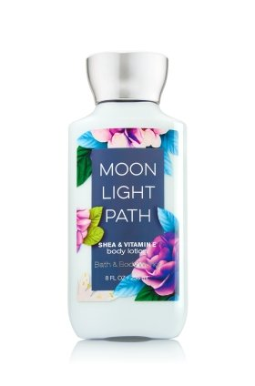 Bain & Body Works Signature Collection Moonlight Path corps Lotion 8 Fl. Oz. Nouvel emballage