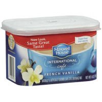 Maxwell House International Cafe French Vanilla Sugar Free (8 pack)