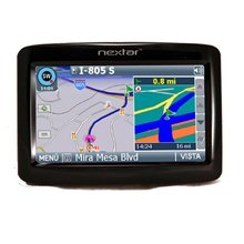 Nextar 43NT 4.3″ Touchscreen Portable GPS Navigation System w/USA Maps, MP3 Player, Photo Viewer & Text to Speech
