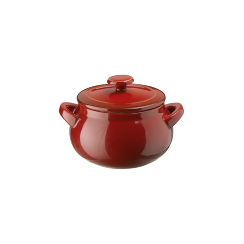 Denby Cook & Dine Casserole, Mini, Cherry Oven to Table