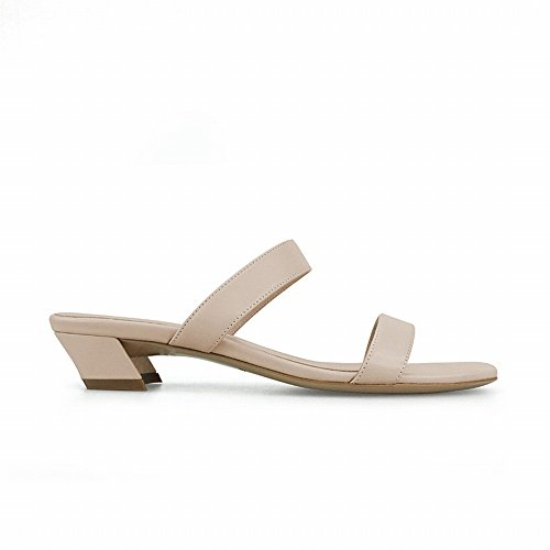 Moda Cortos Mujeres con Fuera Zapatos Albaricoque de DHG Y Palabra 34 de F4wqxpCE