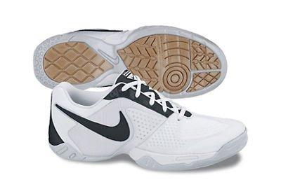 Nike Damen Air Ultimate Dig 407869-101 (10, Weiß / Schwarz)