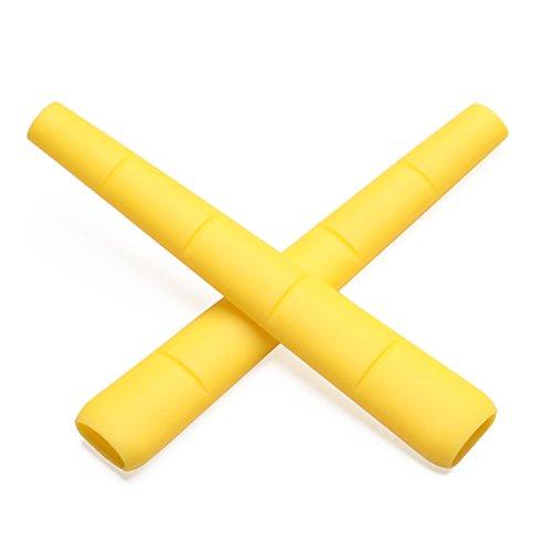 Mryok Replacement Earsocks for Oakley Industrial M Frame 2.0 Sunglass - Yellow -  MryLens, C031M2FESYLW