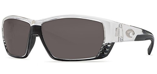 Costa Del Mar Tuna Alley 580G Tuna Alley, Crystal Copper, - Angler Costa Sunglasses