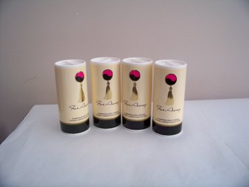 AVON Far Away body powder/talc X 4 New (T)