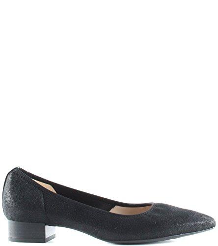 para vestir negro de Peter mujer Zapatos Kaiser qw0zI