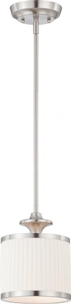Nuvo Overseas parallel import regular item 60 4738 Candice Pendant Nickel San Diego Mall Mini Brushed
