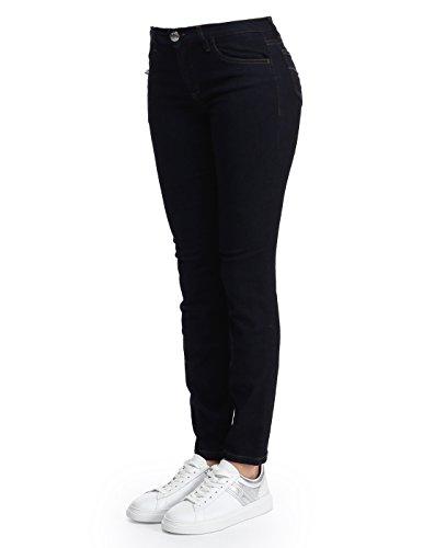 Donna Versace Jeans Cotone Versus Blu Bd40457bt21017b83 ZxFwq48