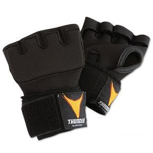 ProForce ThunderネオプレンGel Hand Wraps ブラック XL