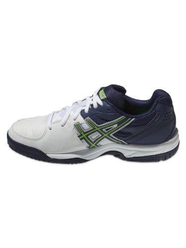 Asics - Zapatillas para deportes de interior para niño Blanco - blanco