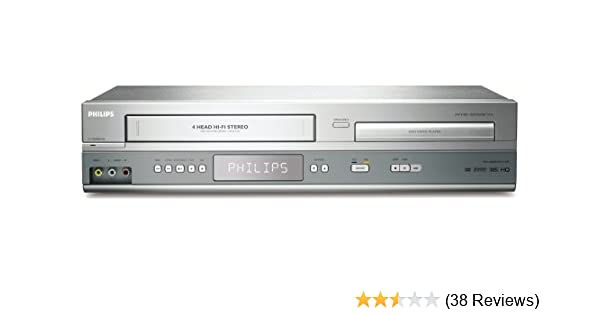 amazon com philips dvp3150v hifi dvd vcr combo electronics rh amazon com Philips Electronics Manuals Philips Flat TV Manual