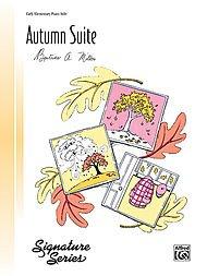 Autumn Suite (Beatrice Miller) - Piano Solo Sheet Music ()