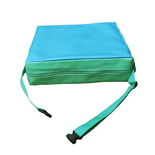 - Children Increased Pad Baby Booster Seat Cushion Adjustable Removable Kids Dining Chair