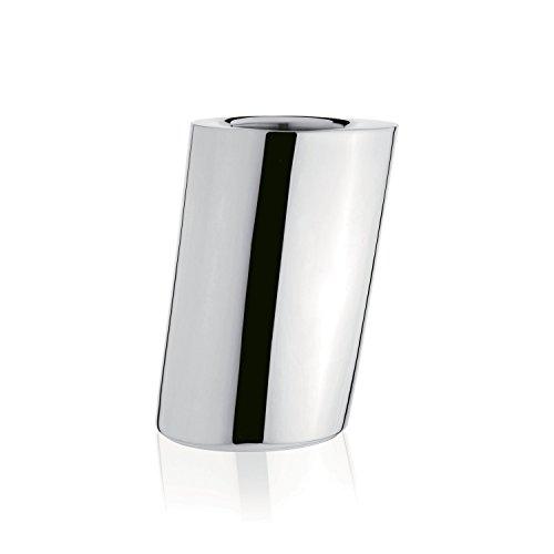 Broggi Zeta Glacette Cm14,5x10,5 HCm22 stainless Polished Steel by Broggi