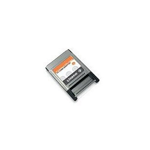 Kingston CompactFlash PC Card Adapter (CF/ADP) (Retail Package) by Kingston