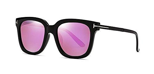Pièce Lennon inspirées polarisées vintage du style de Pourpre rond métallique retro soleil lunettes en cercle aw8nOB1qf
