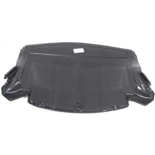 Perfect Fit Group B310107 - 3-Series Engine Splash Shield, Under Cover, Convertible