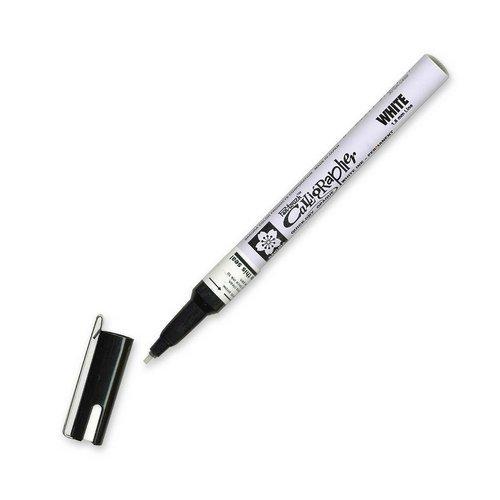 Sakura Pen-Touch Calligrapher White F by Sakura Talens