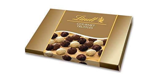 - Lindt LINDOR Assorted Truffles Gift Box, Kosher, 14.5 Ounce