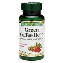 NB Green Coffee Bean with Raspberry Ketones