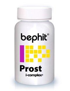 PROST (Sabal + Ortiga raíz + Calabaza) BEPHIT - 80 cápsulas 550 mg