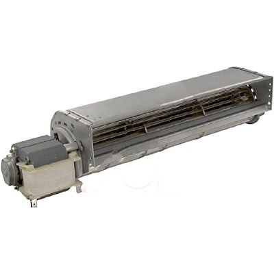 ebm-papst 55416.35031 , Blower, Crossflow; 150 CFM @ 0 PSI; 115V; 60W; Aluminum; QLN65/3000 ()