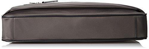 Hugo Digital L_S Doc 10189964 01, Borsa per PC portatili Uomo, Grigio (Dark Grey), 40x29x6.5 cm (B x H x T)