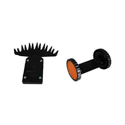 MYTEK Coupe bordure électrique Sans fil 2 lames de coupe 23cm 18V Avec batterie