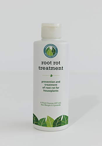 Root Rot Treatment by Houseplant Resource Center. Non-Chemical Fungicide for Protecting Roots and preventing Diseases in Plants, Trees, Gardens. 8 Liquid Ounces.