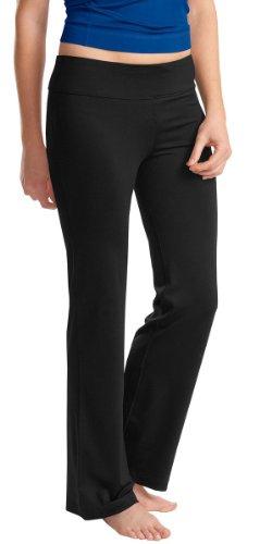 Sport-Tek Ladies NRG Fitness and Yoga Pants. LPST880 - X-Large - Black