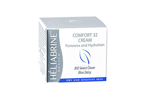 Heliabrine Comfort 32 Moisturizer cream With Organic Sweet Clover 50ml. The BEST Natural Moisturizer For Your Face Great For All Skin Types Such As Sensitive, Dry . This Comfort 32 Is Anti-Redness, Anti- irritative Anti-Ageing Moisturize Cream. Finally Getting the Results You ve Been Looking for a Youthful Radiant Glow. GUARANTEED