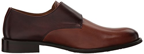 Giorgio Brutini Mens Rampart Mocassino Slip-on Marrone Chiaro / Marrone