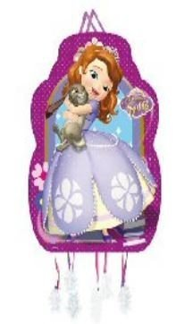 Sofia The 1st Pull Pinata by FUNPARTY