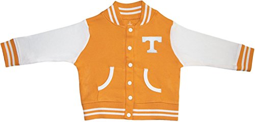 (Creative Knitwear University of Tennessee Vols Varsity Jacket)