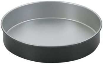 Cuisinart 9-Inch Chef's Classic Nonstick Bakeware Round Cake Pan, Silver