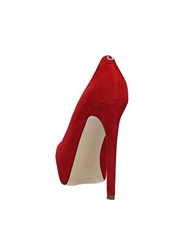 Guess Fleff1 Sue07 Decollete Mujer Rojo