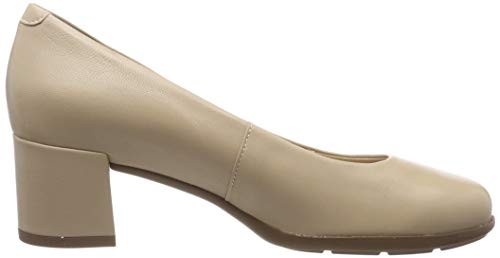 Annya Femme New Escarpins C6738 Beige Mid Taupe Geox D A lt UOqUTx