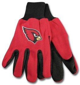 Arizona Cardinals Two Tone - Tone Gloves Cardinals Two
