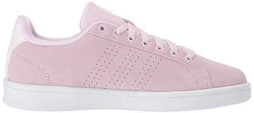Adidas Women's CF Advantage CL W, Aero Pink/Aero Pink/White, 8 M US
