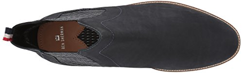Ben Sherman Heren Gaston Chelsea Boot Marine