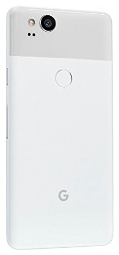 Google Pixel 2 128GB Unlocked GSM 4G LTE Octa-Core Phone w/ 12.2MP Camera - Clearly White