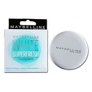Maybelline New York White Super Fresh Compact - Shell