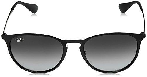 0RB3539 Adulto Ray de Gafas Grey Sol Negro Gradient Ban Unisex CqTf5