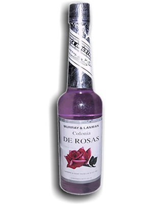 Agua de Rosas Cologne - Rose 221 ml