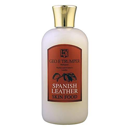 Geo F Trumper Spanish Leather Skin Food