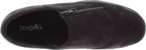 Propet Women's Shannon Loafer Black Velour good selling sale online outlet extremely HPs4X60u