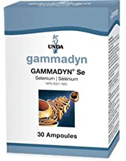 UNDA - GAMMADYN Se - Selenium Oligo-Element Supplement - 30 Ampoules